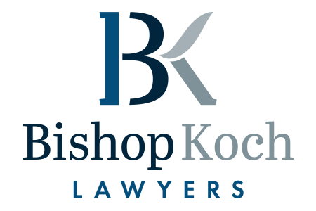 Bishop Koch Stacked Logo